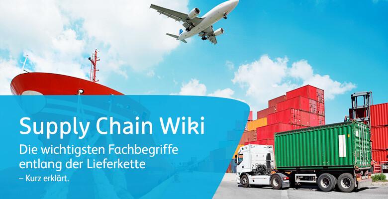 Supply Chain Wiki - Der Supply Chain Blog von Hermes Germany
