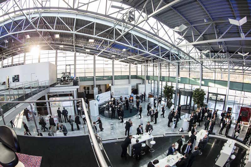 Forum Automobillogistik 2017 in Bremen.