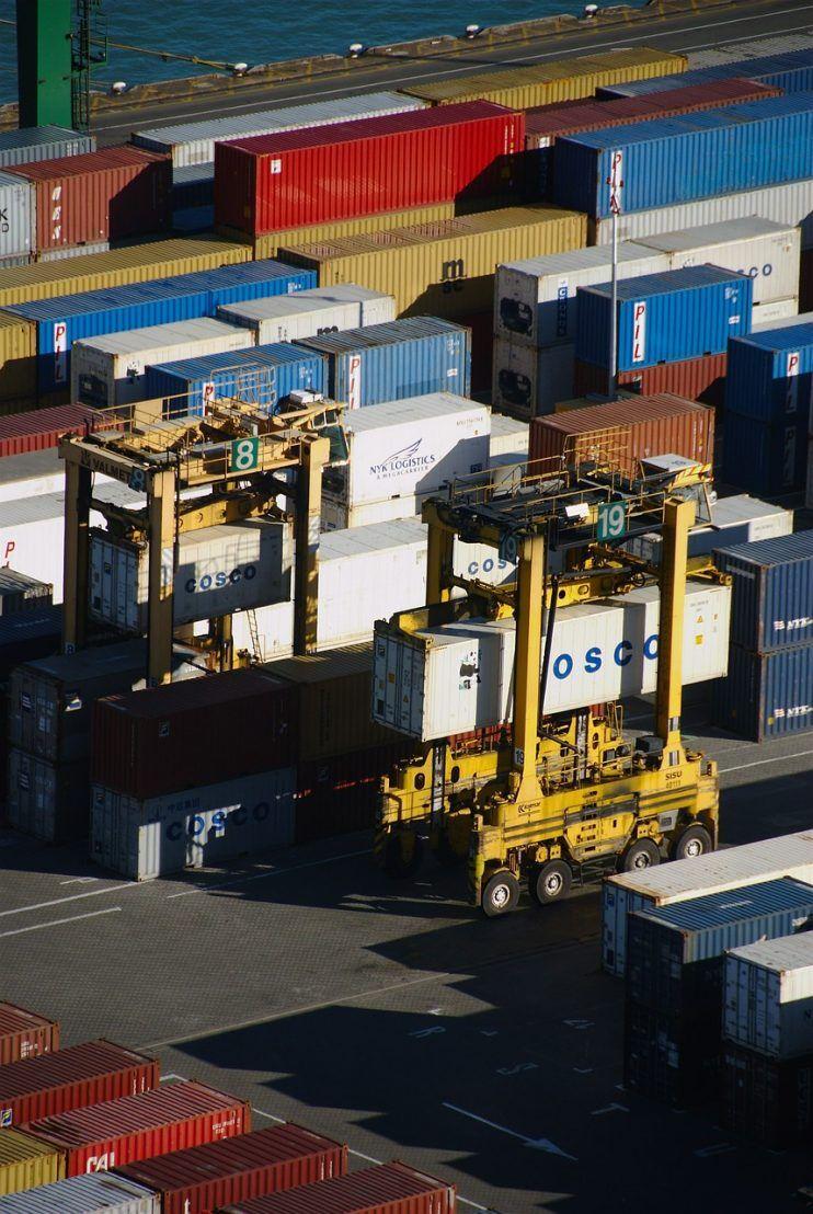 Transportlogistik und Logistik 4.0 Bild: Pixaby / PublicDomainImages