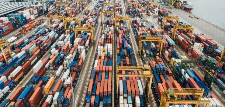 Automatisierte Sicherheit in der Logistik 4.0 / Bild: Pixabay/StockSnap
