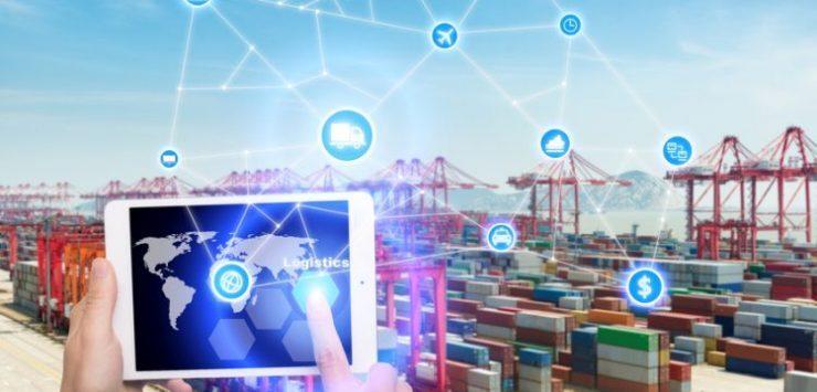 Der Weg zur Logistik 4.0 - Technologien identifizieren; Bild: Fotolia ©ake1150