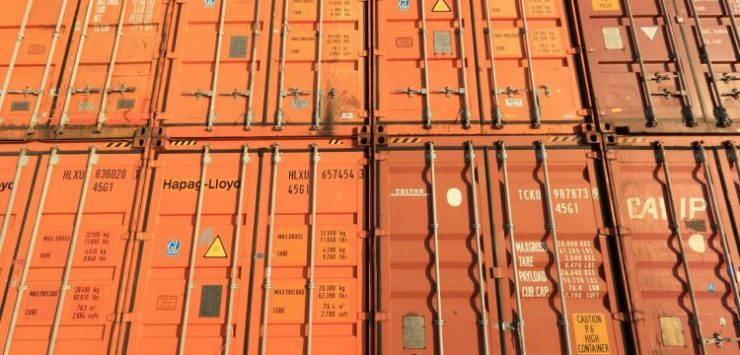 Lean Logistik in der Supply Chain Bild: Pixabay / olafpictures