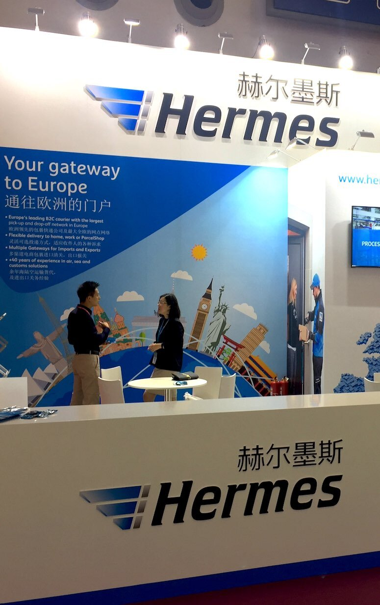 Hermes International bei der CILF 2018
