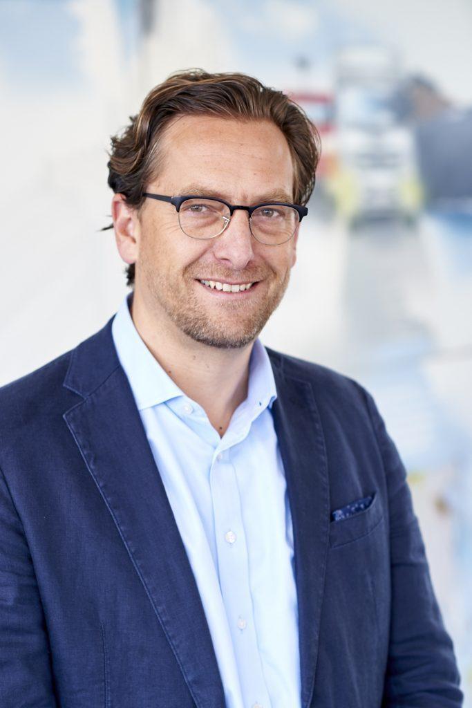 Stephan Schiller, Geschäftsführer Hermes Europe, CEO Hermes International
