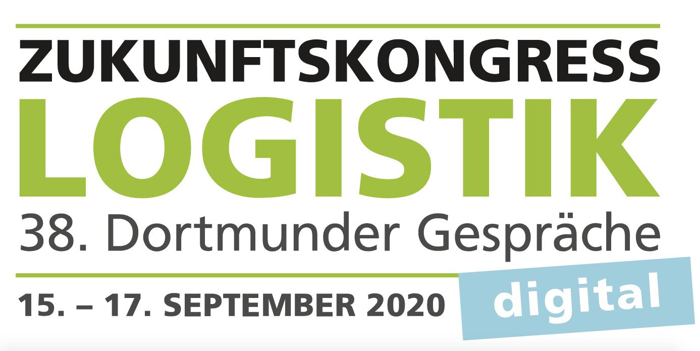 Logo Zukunftskongress Logistik