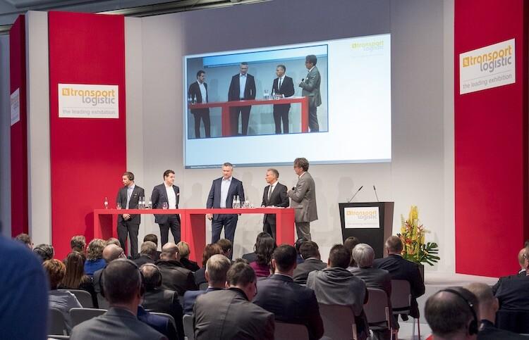 transport logistic 2019: Hermes Germany spricht beim Fachforum der LOGISTIK HEUTE