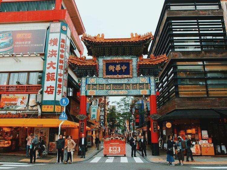 Markteintritt China