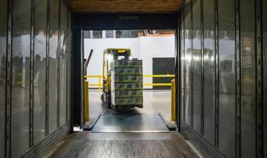 Logistik 4.0? Digitalisierung bleibt eine zentrale Herausforderung
