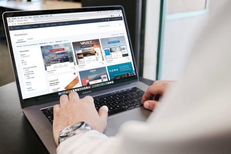 Marktplatz vs. Onlineshop