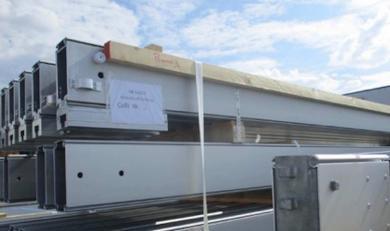 Trotz Corona: Transport von Hilfsgütern in Rekordzeit