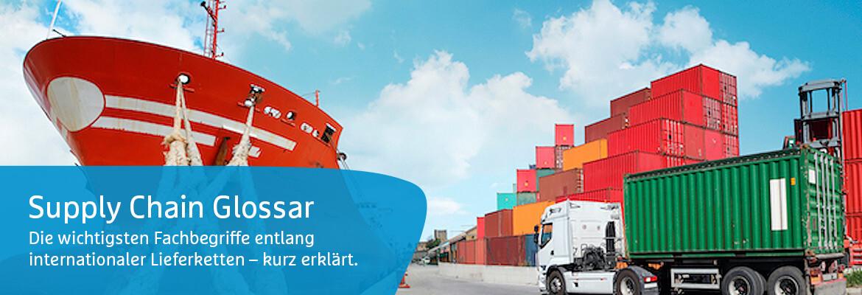 Definitionen, Fachbegriffe & Abkürzungen aus den Bereichen E-Commerce & Supply Chain Management finden Sie hier in unserem Supply Chain Wiki.